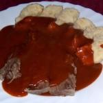 Сливочный соус томатный