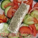 Греческий салат (Хориатики)