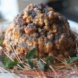 фото рецепта муравейника