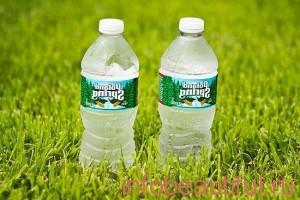 Не забывайте пить полезную воду