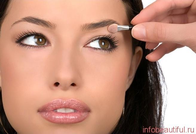 Как правильно наносить вечерний макияж