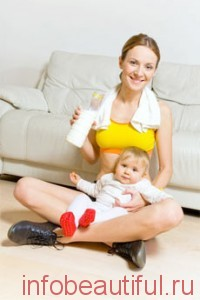 Basic exercises after pregnancy