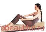 Комплекс упражнений пилатес для мата
