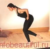 Упражнение пилантес Плавные движения