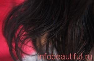 Комбинированные (смешанные) волосы