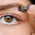 Makeup á litlum augum