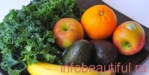 Увеличьте количество овощей и фруктов в вашем рационе