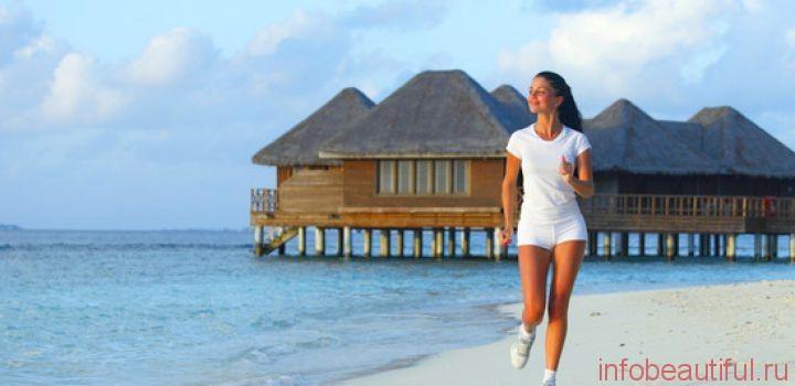 польза бега для здоровья